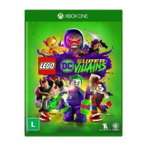 Jogo Lego Dc Super Villains Xbox One