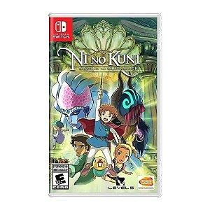 Jogo Ni no Kuni: Wrath of the White Witch - Nintendo Switch