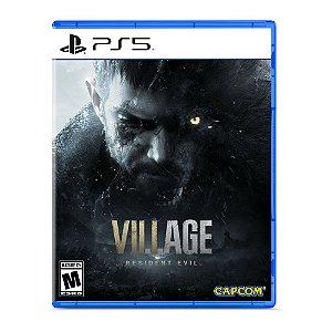 Jogo Resident Evil Village - Ps5 (pré venda)