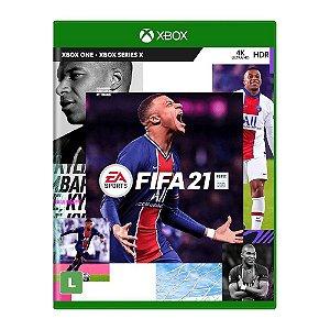 Jogo FIFA 21 - Xbox One