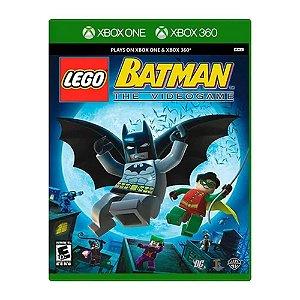Jogo Lego Batman The Video Game - Xbox 360 e Xbox One