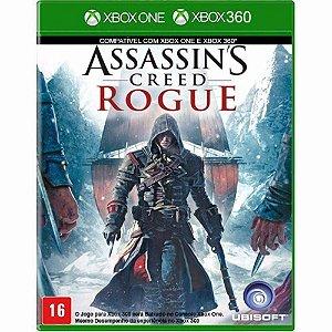Assassins Creed Rogue Xbox 360 E Xbox One