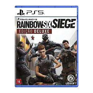Tom Clancys Rainbow Six Siege Edição Deluxe - Ps5