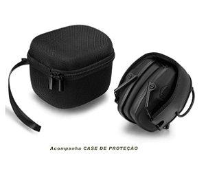 Abafador Eletrônico Tiro Esportivo Zohan + Case