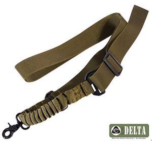 Bandoleira Tática Militar Fuzil T4 556 M16 M4 Ctt.40 Green