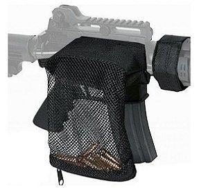 Coletor De Estojos  Capsulas compatível com Fuzil Taurus T4 M4 M16 e Plataforma AR