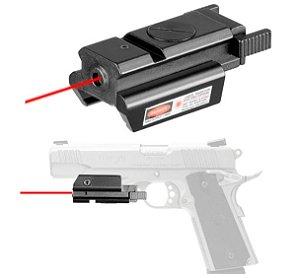 Red Laser Compacto Aluminum USA