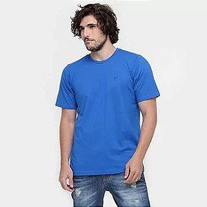 Camisa Oakley Lisa Outline Blue