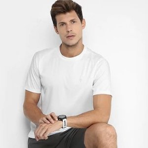Camisa Riva Outline Slim White