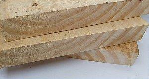 Pinus 15cm x 2,3cm x 3,00m (bruta/seca) – peça