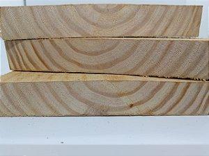 Pinus 25cm x 4cm x 3,00m (bruta/seca) – peça