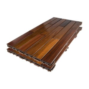 FlexDeck® Ipanema – Ipê caixa com 2 peças