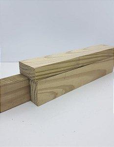 Pinus Autoclavado Aparelhado 4,5x2,2x300cm - peça