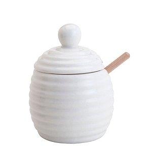 Meleira de Porcelana com Pegador 220ml