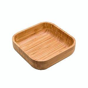 Bowl de Bambu 23X23X6,8CM