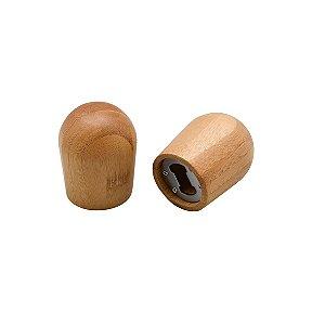 Abridor de Garrafas de Bambu