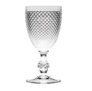 Taça de Vidro Transparente 350ml
