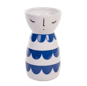 Vaso Decorativo em Cerâmica