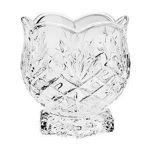 Porta-Colher Dublin Cristal 7,8x8,4cm