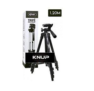 Tripé para Câmera Knup