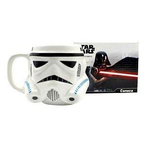 Caneca 3D Stormtrooper Star Wars 500ml