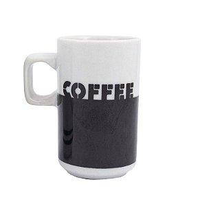 Caneca Slim 100ml - Coffe