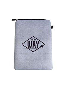 Capa de Notebook - My Way