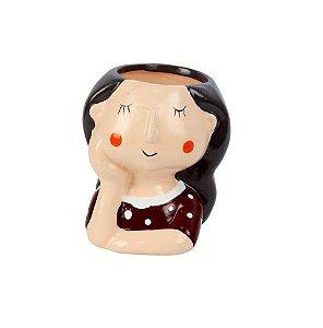 Vaso Helena em ceramica
