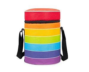 Cooler Com Alca - Cores Colorir Uatt