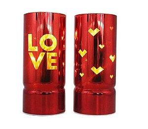 Conjunto 2 Luminárias - Love
