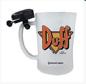 Caneca com Campainha The Simpsons Duff