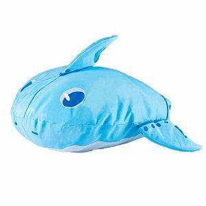 Almofada Shape Pvc - Tubarão Byte