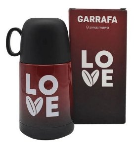 Mini Garrafa 210ml Love