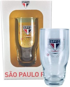Copo de Vidro São Paulo SPFC