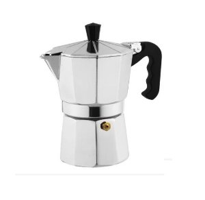 Cafeteira de Aço Inox 150ml