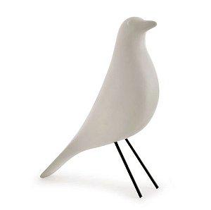 Pássaro Em Cimento
