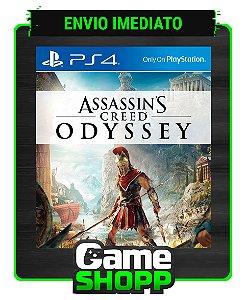 Assassins Creed Odyssey - Ps4 - Edição Padrão - Primária