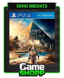 Assassins Creed Origins - Ps4 - Edição Padrão - Primária