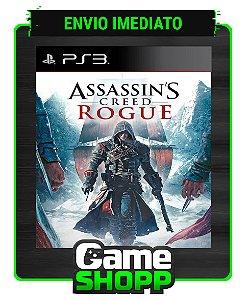Assassins Creed Rogue - Ps3 - Midia Digital