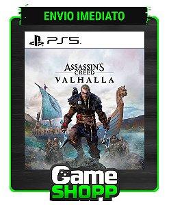 Assassins Creed Valhalla - Ps5 - Edição Padrão - Primária