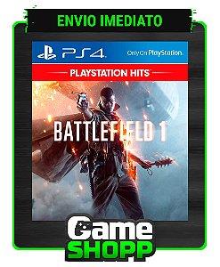 Battlefield 1  - Ps4 - Edição Parão - Primária