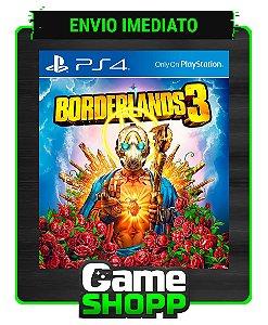Borderlands 3  - Ps4 - Edição Parão - Primária