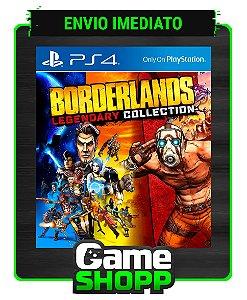 Borderlands Legendary Collection  - Ps4 - Edição Lendaria - Primária