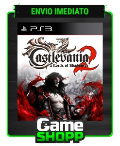 Castlevania Lords Of Shadow 2 - Ps3 - Midia Digital