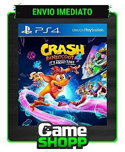 Crash Bandicoot 4: It's About Time  - Ps4 - Edição Padrão - Primária