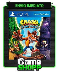 Crash Bandicoot N. Sane Trilogy  - Ps4 - Edição Padrão - Primária