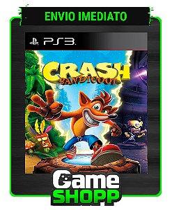 Crash Bandicoot Trilogy - Ps3 - Midia Digital
