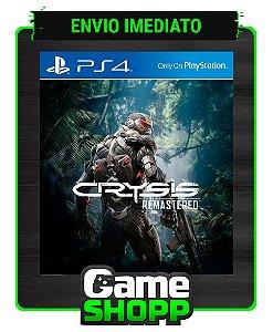 Crysis Remastered  - Ps4 - Edição Padrão - Primária
