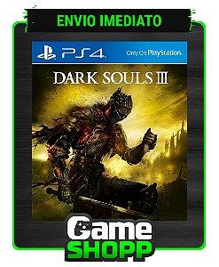 Dark Souls: III  - Ps4 - Edição Padrão  - Primária