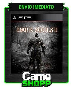 Dark Souls Ii - Ps3 - Midia Digital